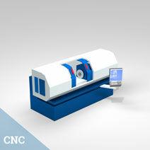 CNC palástköszörű